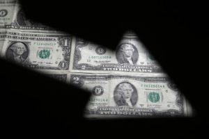 Dollar slips as Chinese comments marginally boost risk appetite