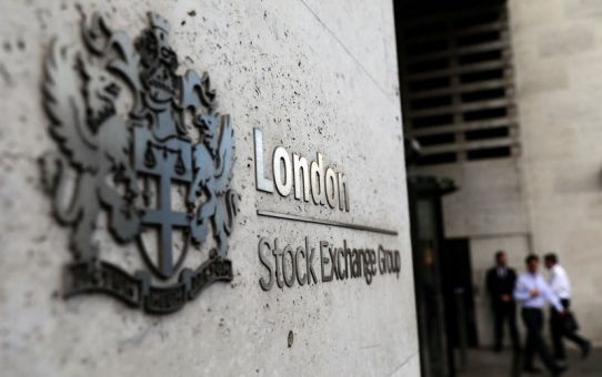 Stocks - Europe Up; FTSE Underperforms as Pearson Weighs