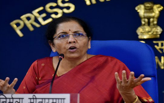 India to announce fiscal package to help economy face coronavirus
