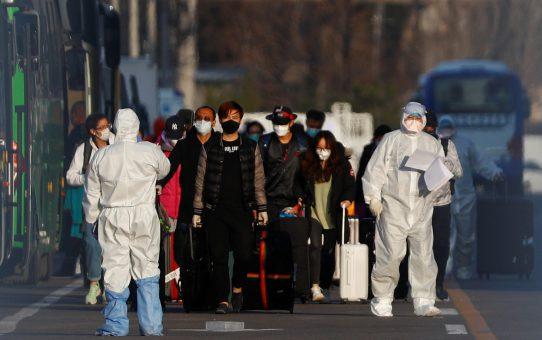 Beijing hit by record imported coronavirus cases, zero China transmissions