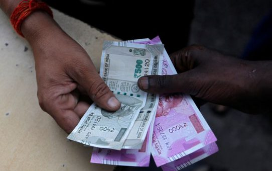 India inflation likely fell to a three month low in February