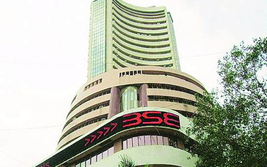 Indian shares crash as pandemic worries escalate; rupee hits record low
