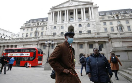 Britain fires with both barrels: emergency rate cut and budget boost