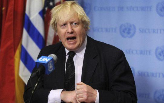 UK PM Johnson under fire over handling of coronavirus crisis