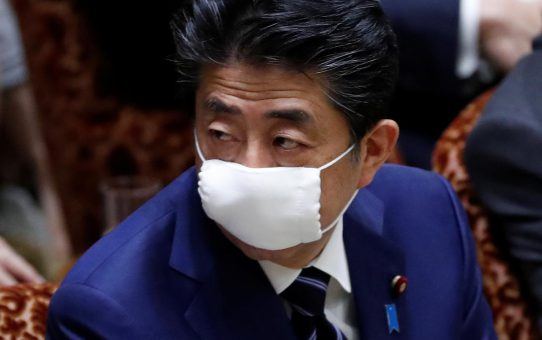 Japan's PM Abe to declare state of emergency as soon as Tuesday
