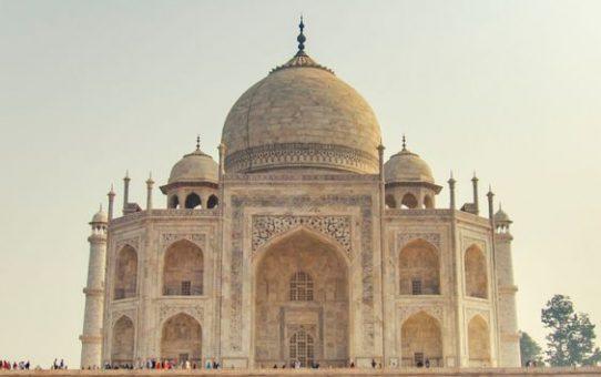 Taj Mahal reopens for tourists